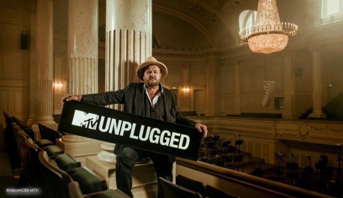 MTV Unplugged Schweiz Patent Ochsner ViacomCBS