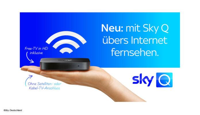 Sky Q IP-Box
