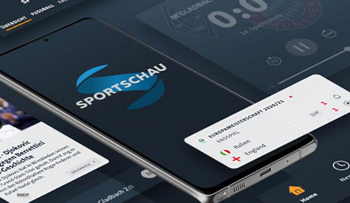Sportschau-App