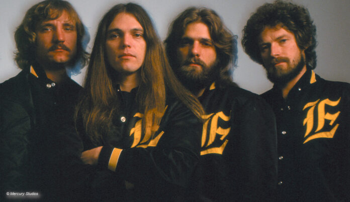 The Eagles © Mercury Studios