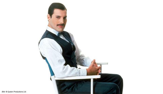 Freddie Mercury - The untold Story auf Arte