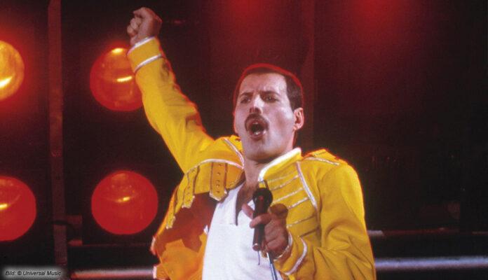 Queen Forever - Die Freddie Mercury Story