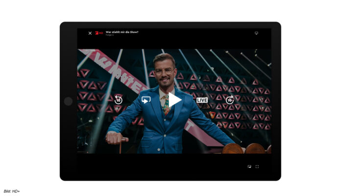 HD Plus ToGo: HD Plus kommt auf mobile Geräte