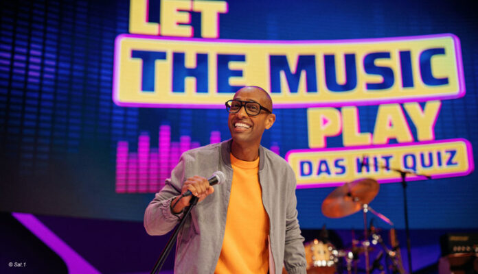 Sat.1 Show Let the music play