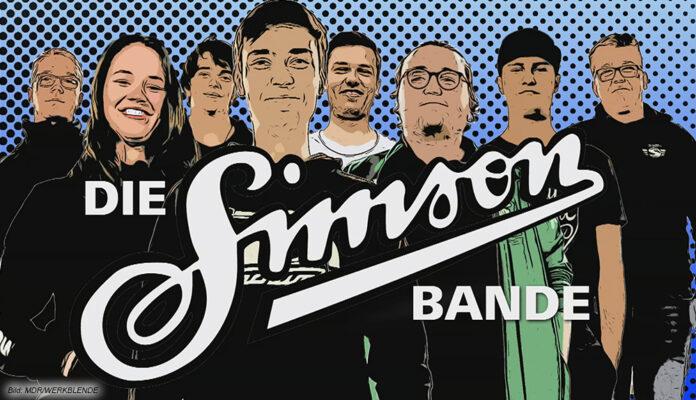 """""""DIe Simson-Bande"""" im MDR"""