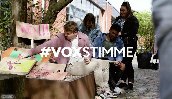 """Vox-""""Stimme"""
