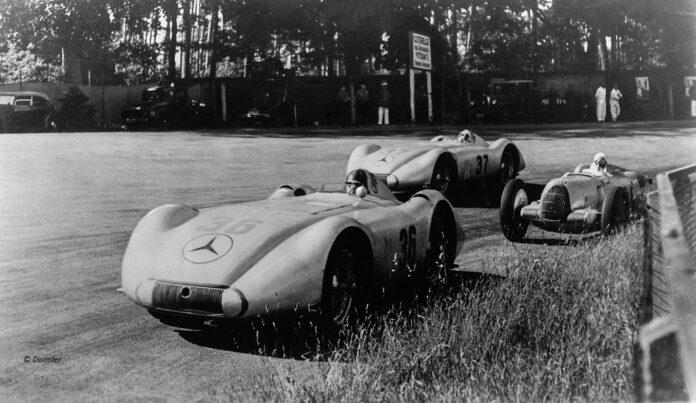 Avus-Rennen 1937 © Daimler