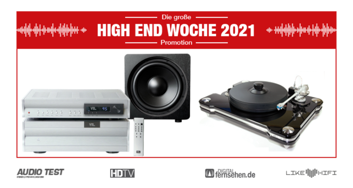 HIGH END 2021 Woche Audio Reference