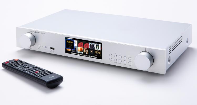 CocktailAudio N25Amp Netzwerkstreamer Silver Silber Neu new 2021