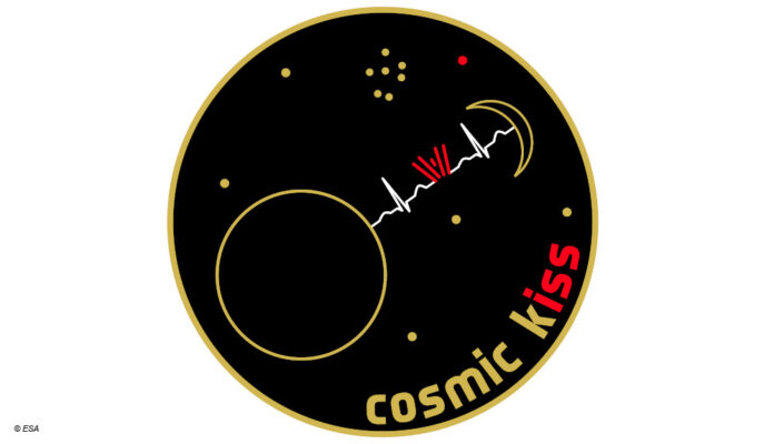 Cosmic Kiss Logo