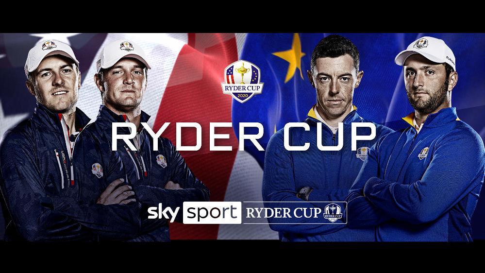 Ryder Cup 2020 bei Sky