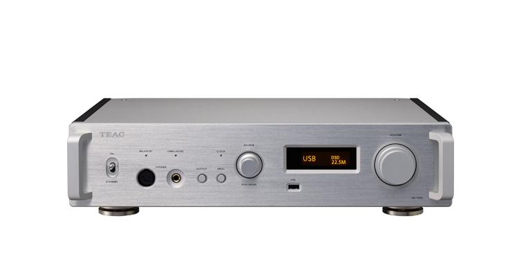 Der neue TEAC UD-701N ist das neue Spitzenmodell unter den Netzwerkspielern von TEAC
