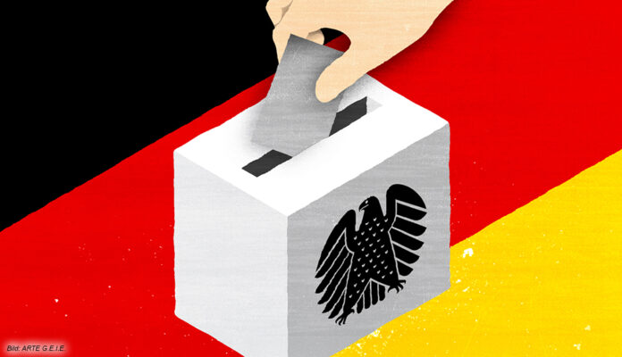 Arte Sonderprogramm zur Bundestagswahl