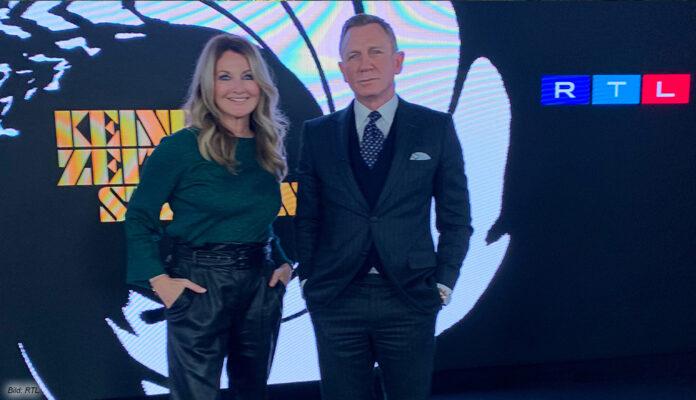 """""""Keine Zeit zu Sterben"""": RTL bei der Bond-Premiere"""