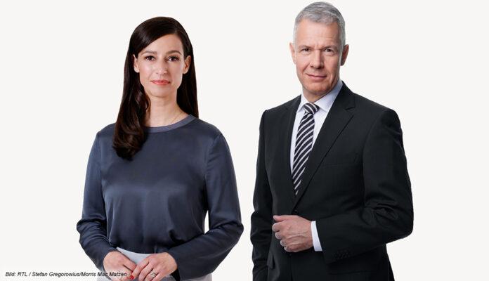 RTL-Programm zur Bundestagswahl
