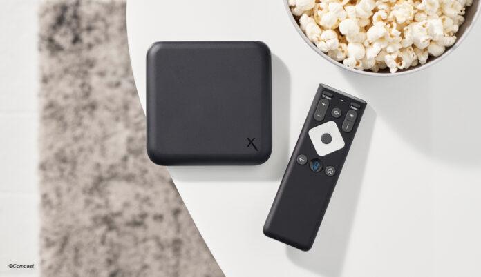 Comcast Streaming-Box; Foto: Comcast