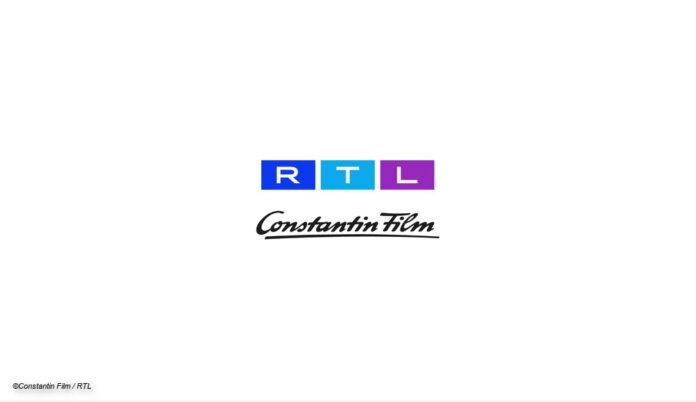 Logo, Constantin Film, RTL; Foto: Constantin Film / RTL