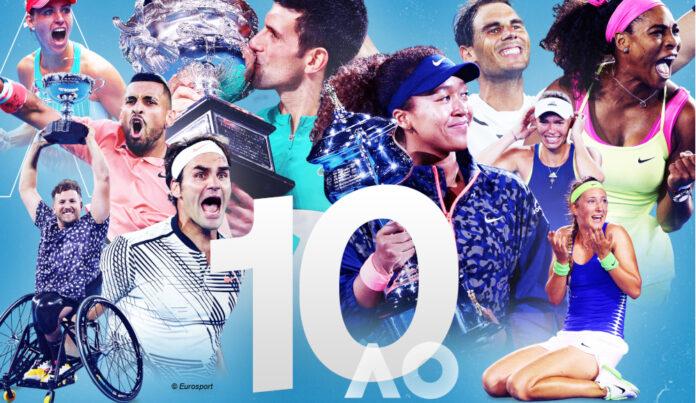 Australian Open 10 weitere Jahre bei Eurosport