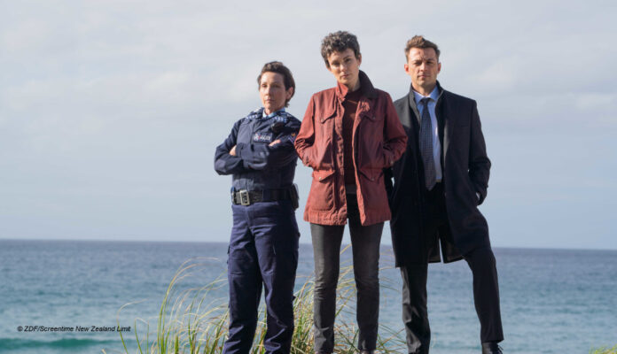 Auckland Detectives © ZDF/Screentime New Zealand Limit