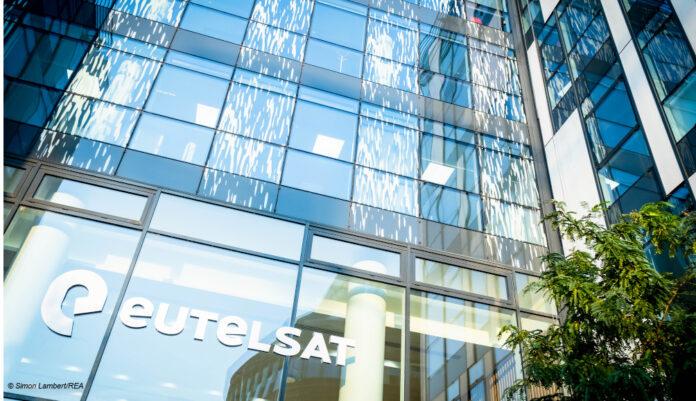 Eutelsat Hauptqaurtier; Foto Credit: Simon Lambert/REA