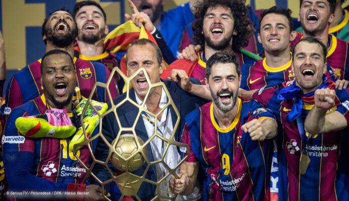Handball Champions League © ServusTV / Picturedesk / DPA / Marius Becker