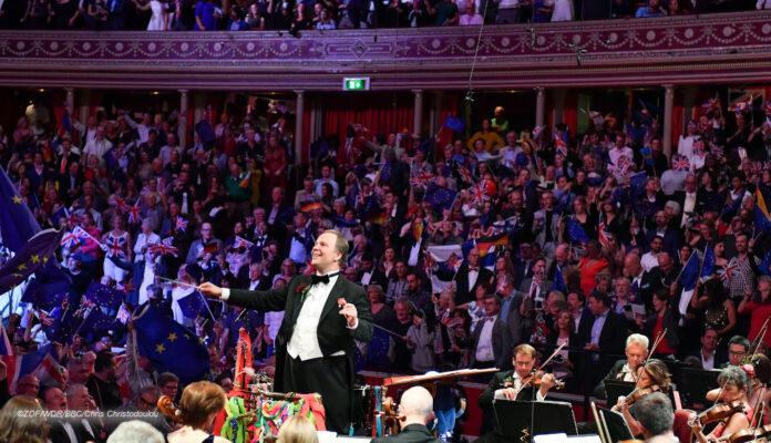 Last Night of the Proms, Bildrechte: ZDF/WDR/BBC/Chris Christodoulou