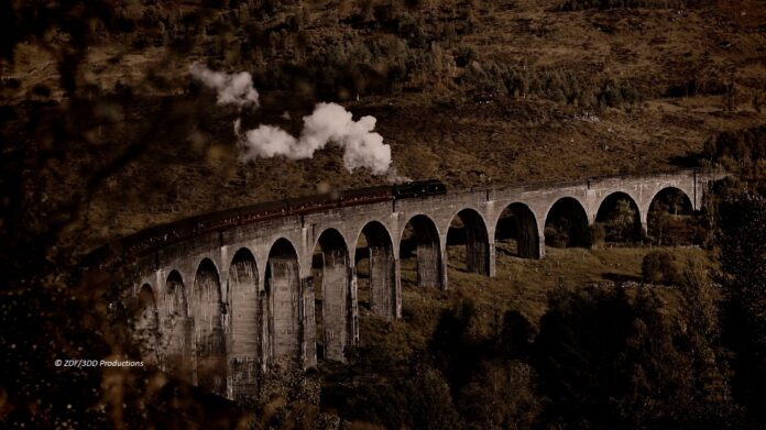 Railway Murders Streaming-Tipp aus ZDF-Mediathek; © ZDF/3DD Productions