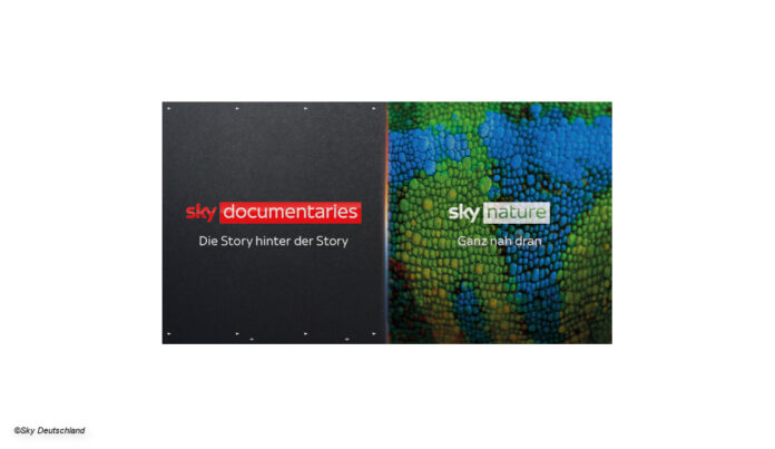Sky Nature und Sky Documentaries