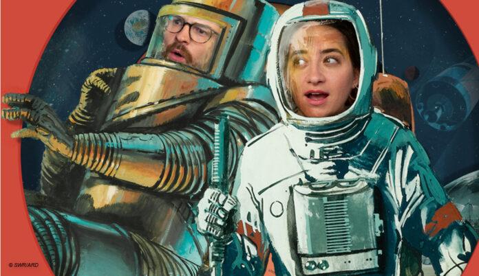 Tomorrow Now: neue SWR-WEbdoku über Science-Fictionen-Visionen