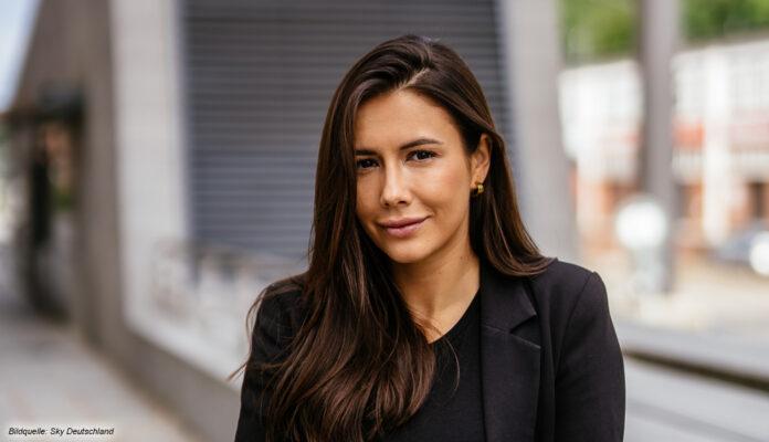 Laura Winter, die neue Moderatorin bei Sky Sport News