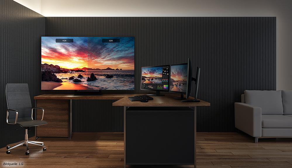 LG UltraFine OLED Pro 65EP5G