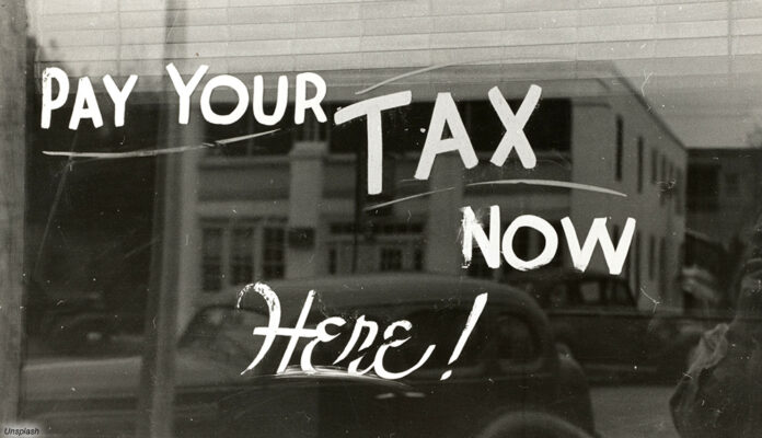 pay your tax steuern