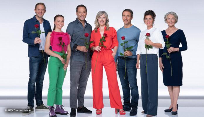 Rote Rosen Cast; Foto: ARD, Thorsten Jander