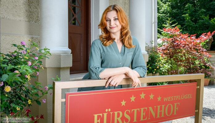 """Sophie Schiller bei """"Sturm der Liebe"""