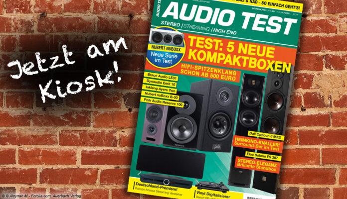 Audio Test 07 2021
