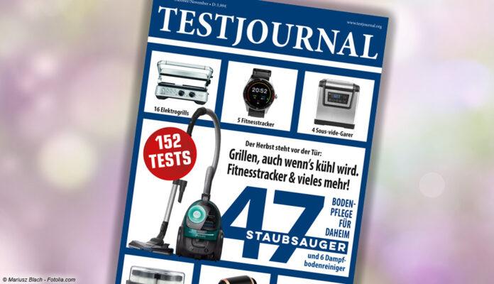 Testjournal 06 2021
