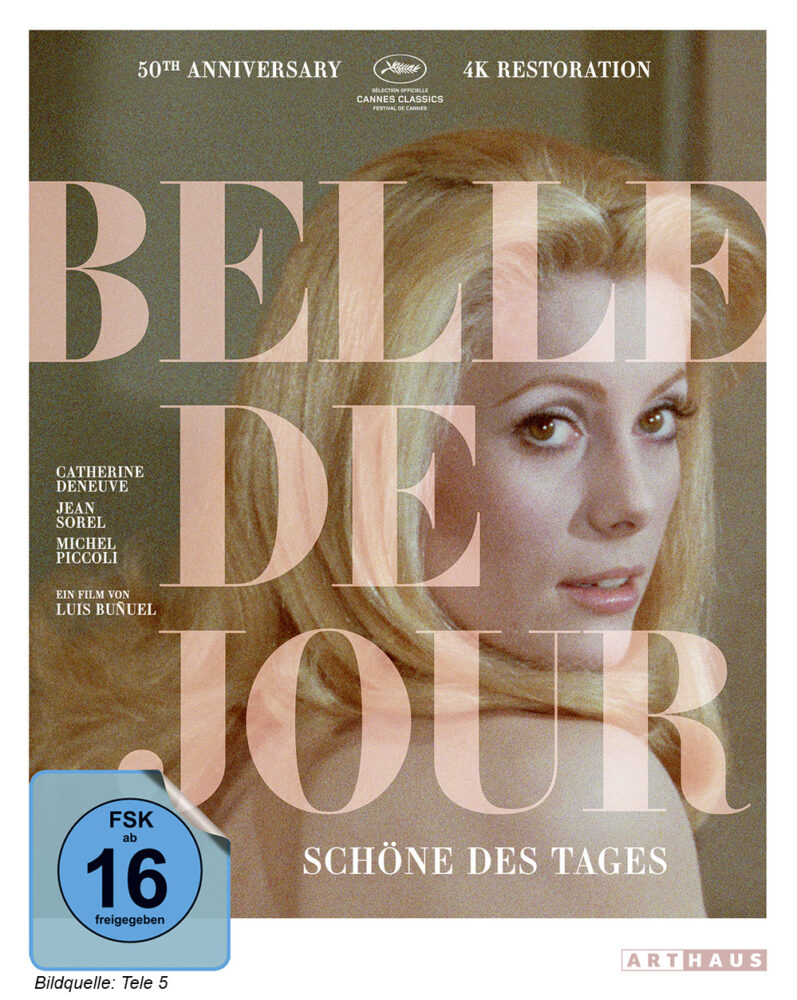 """Belle de Jour"" bei Tele 5"