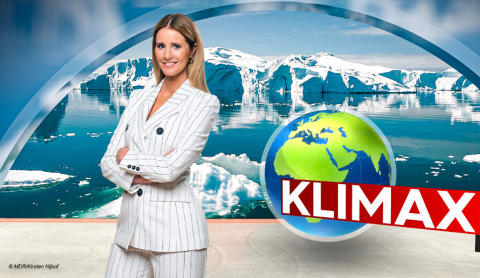 Brisant-Moderatorin Mareile Höppner; Bild: MDR/Kirsten Nijhof