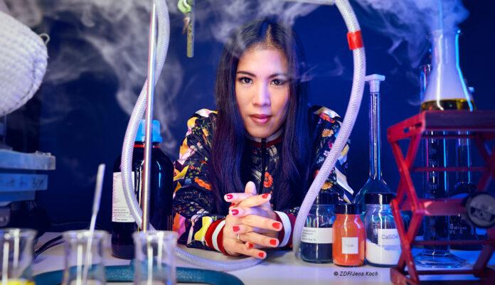Dr. Mai Thi Nguyen-Kim © ZDF/Jens Koch