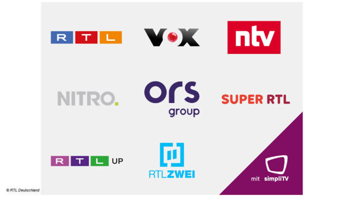 rtl-sender ors group logos © RTL Deutschland