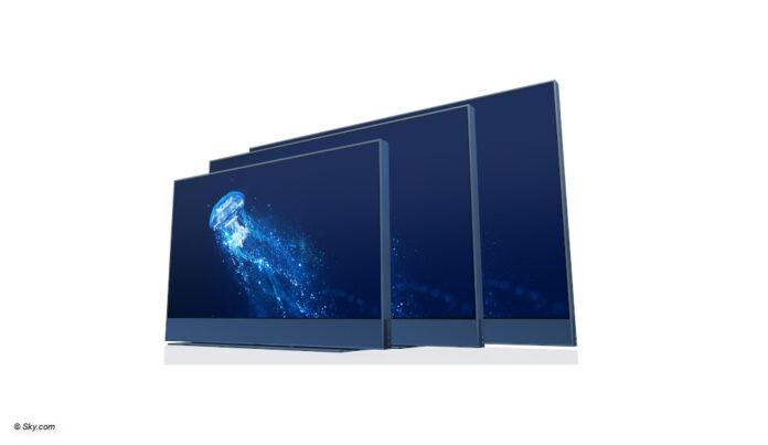 Sky Glass Smart TV; Bild: Sky.com