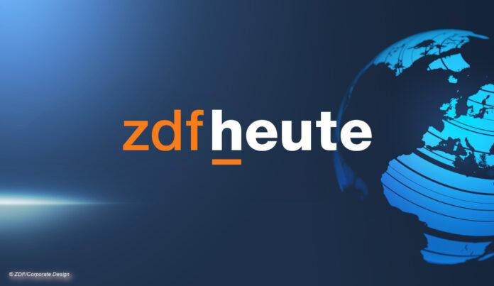 ZDF heute Logo © ZDF/Corporate Design