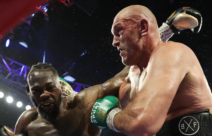 Boxen Schwergewicht Wilder vs. Fury © DAZN